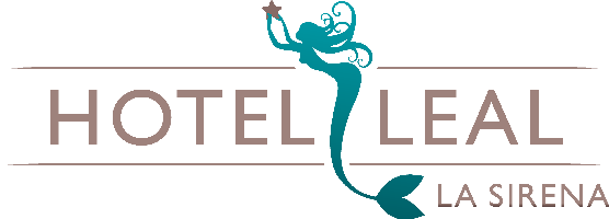 hotel leal sirena logotipo